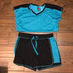 St Johns Bay Athletic outfit